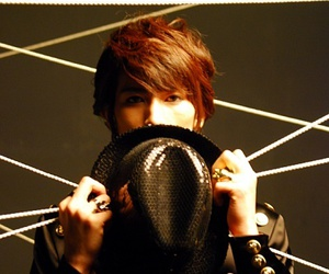korean, ulzzang, and u kiss image