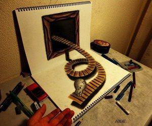 3d, art, and arte image