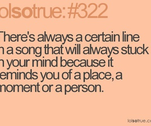 funny, music, and quotes image