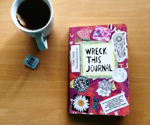 cover, ideas, and wreck this journal image