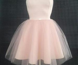 dress, girl, and nice image