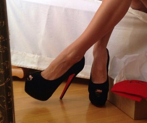 luxury, christianlouboutin, and shoes image