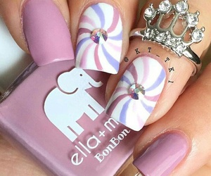 fashion, ring, and cute image