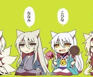 anime, kamisama kiss, and tomoe image