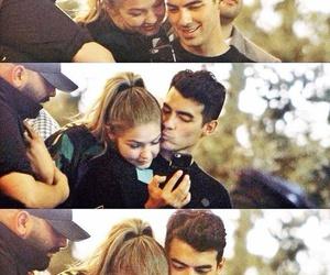 celebrities, couples, and Joe Jonas image