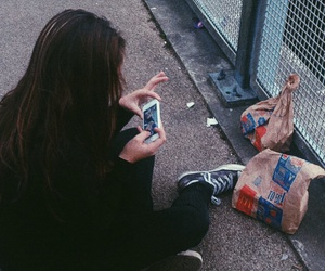 aesthetic, grunge, and mc donald's image