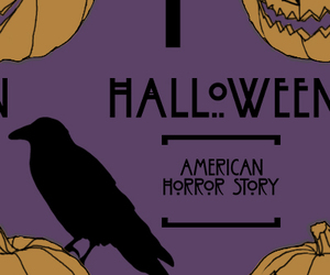 Halloween, ahs, and american horror story image