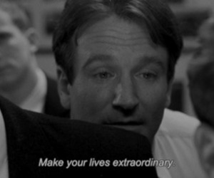 robin williams, quotes, and life image