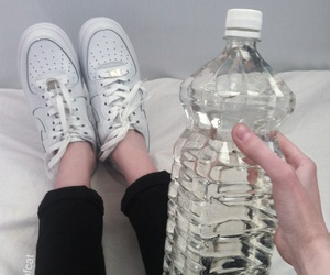 grunge, water, and pale image