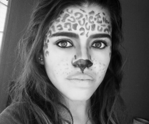 beauty, leopard, and Colombian image