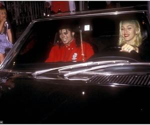car, anni 80, and michael jackson image