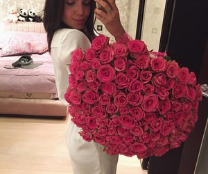 Best, fashion, and flowers image