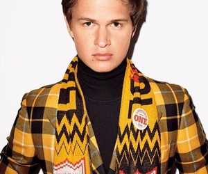 boy, ansel elgort, and divergent image