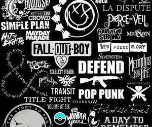 band, music, and all time low image