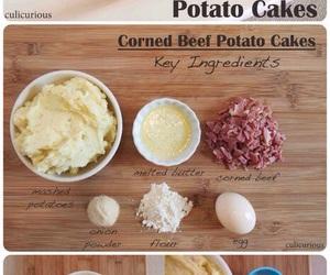 food and potato image