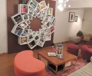 book and room image