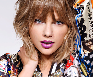 celebrities, Taylor Swift, and nme magazine image