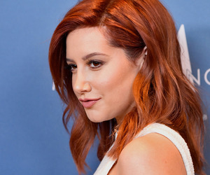 ashley tisdale, hair, and smile image