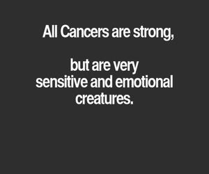 astrology, cancer, and sense image