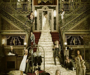 hotel, ahs, and american horror story image