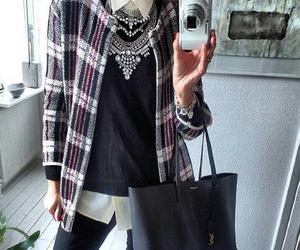 bag, elegant, and moda image