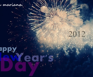 2012 and happy new year day image