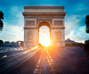 capital, france, and glamour image