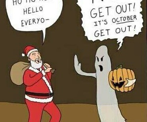 Halloween and funny image