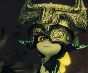 the legend of zelda, midna, and twilight princess image