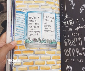 quotes, wreck this journal, and WTJ image