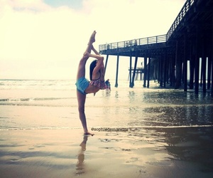 beach and dance image