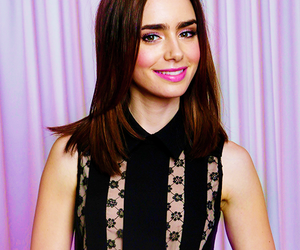 lily collins, the mortal instruments, and actress image