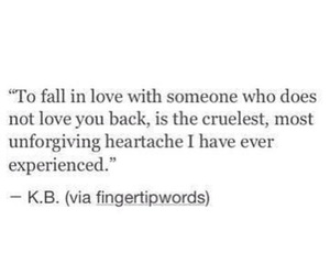 quote, love, and heartache image