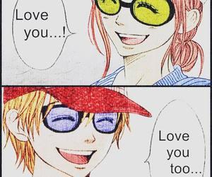 amor, anime, and atsushi image