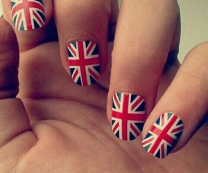 cool, nail art, and nails image