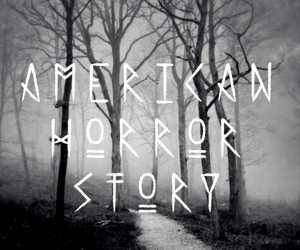 Halloween, story, and american horror story image