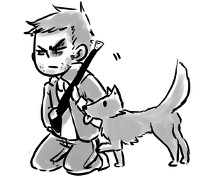 game, wolfie, and mie image