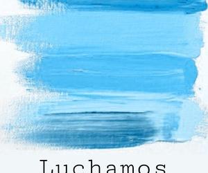 background, blue, and frase image