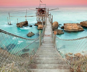 italy, sea, and beach image