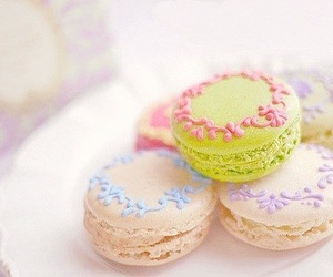 colors, yummy, and delicacy image