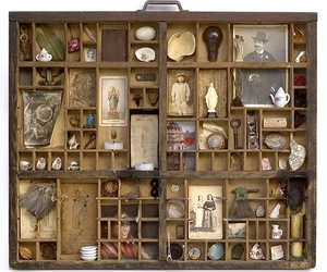 assemblage, vintage, and collection image