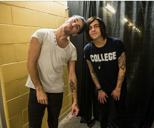 all time low, sleeping with sirens, and alex gaskarth image