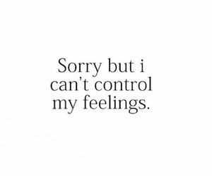 feelings, quote, and life image