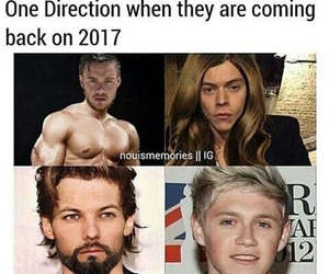 meme and one direction image