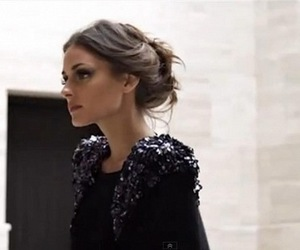fashion, olivia palermo, and hair image