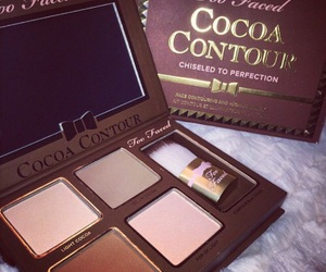 makeup, make up, and too faced image