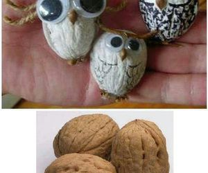 decoration, diy, and nuts image