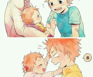 haikyuu and cute image