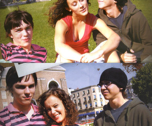 skins, michelle, and sid image