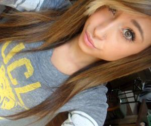 beautiful girl, girl, and girls image